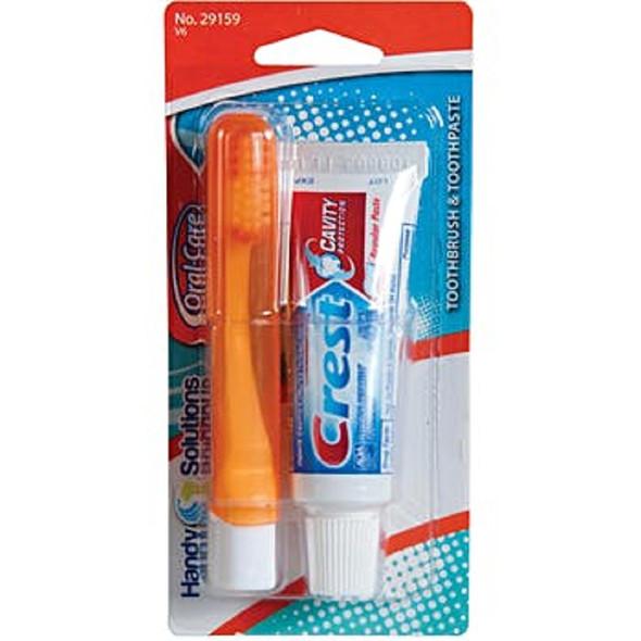Toothbrush Travel Kit