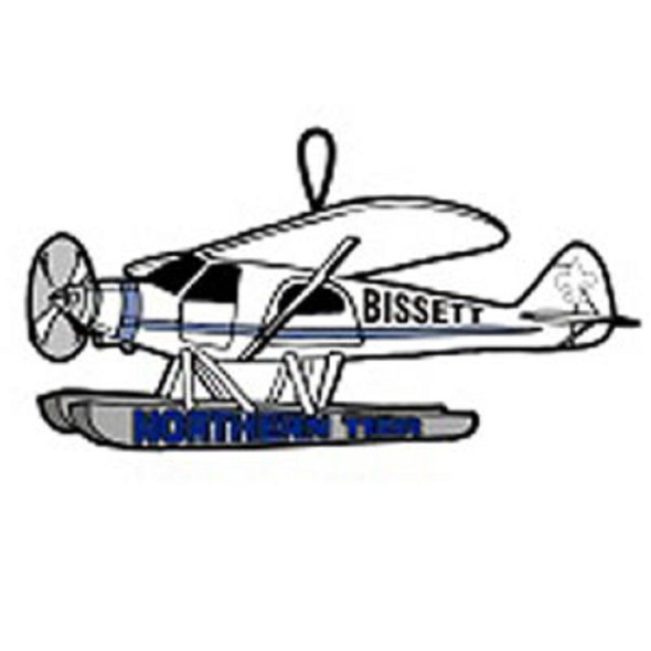 Patch. Float Plane Bissett