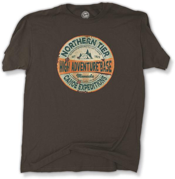 T-Shirt. Wear And Tear