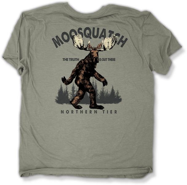 T-Shirt. Moosesquatch