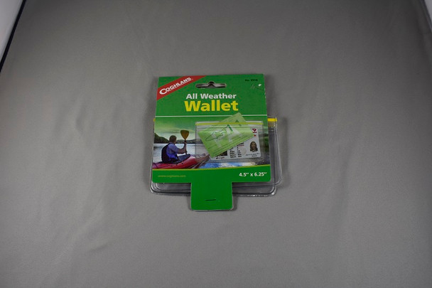 Wallet. All-Weather
