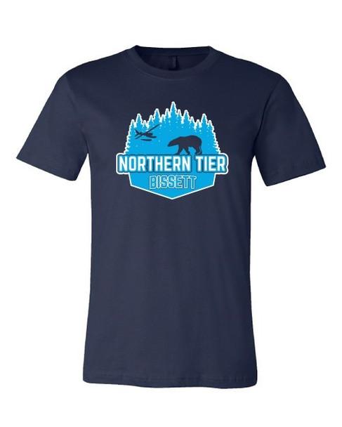T-Shirt. Polar Float Plane