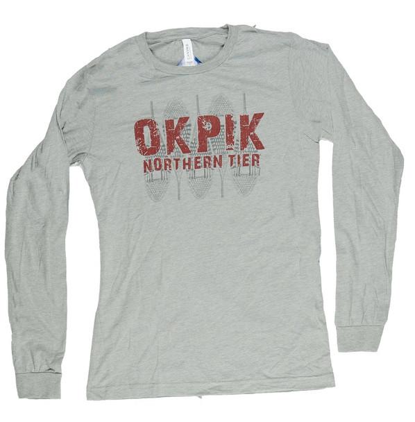 T-Shirt, Okpik Snowshoe, Ls