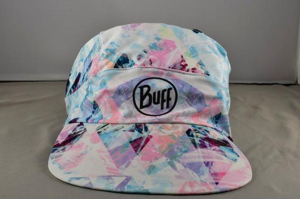 Buff. Hat. Pack Run Cap Irised
