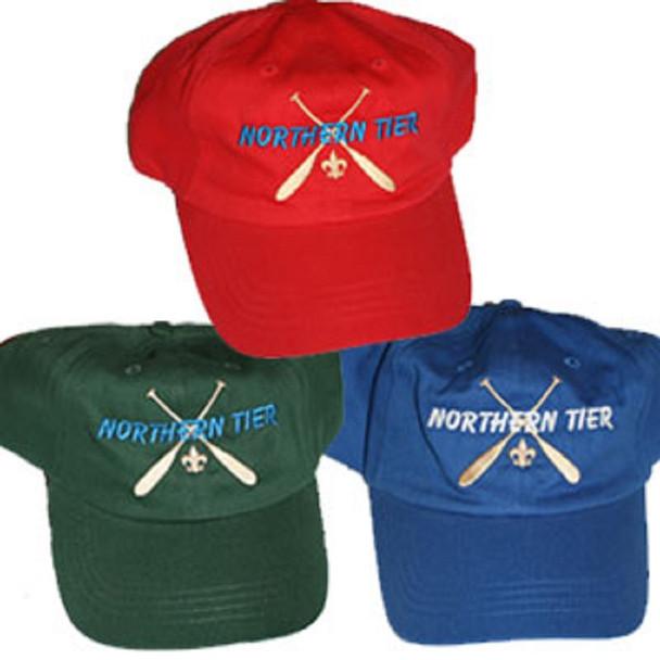 Hat. Cap. Crossed Paddle