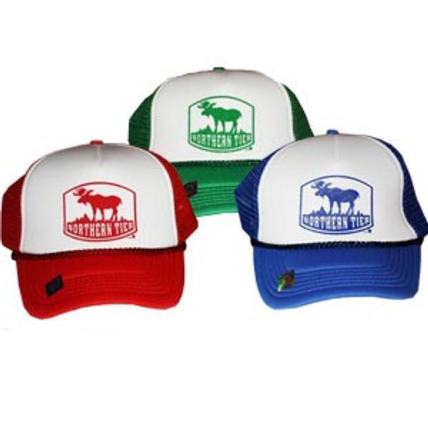 Hat. Cap. Moose Mesh