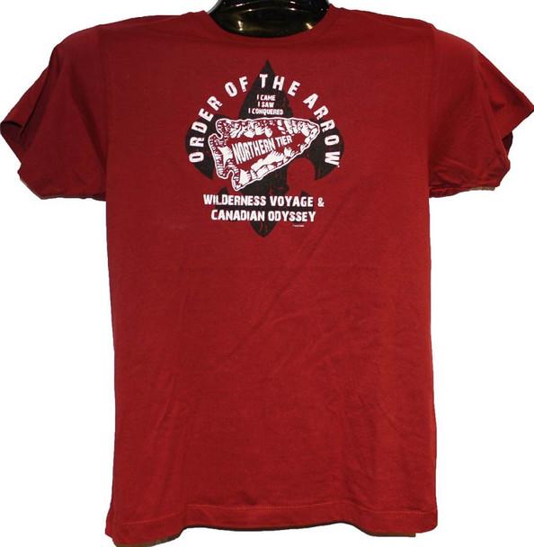 T-Shirt. Oa  Arrowhead