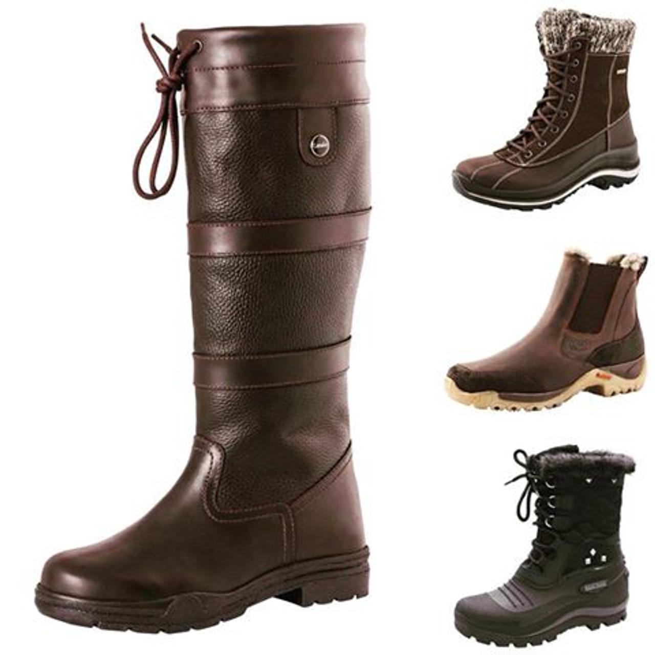Paddock Wear Boots