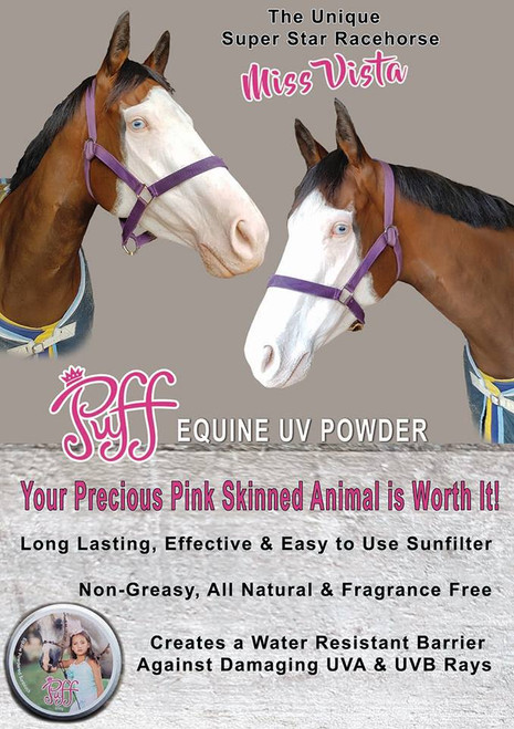"""Puff"" Equine UV Powder"