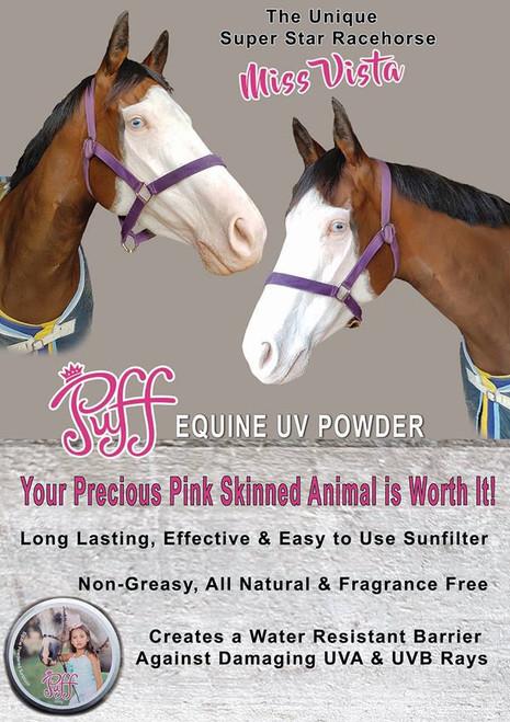 """Puff"" Equine UV Powder"