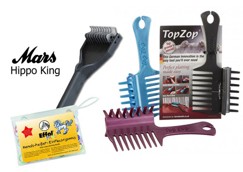 Combi - Includes: Hippo King, TopZop and Effol Snap Bands