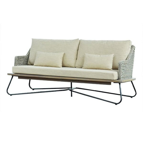 Modern Mona Rattan Apartment Sofa From Indonesia