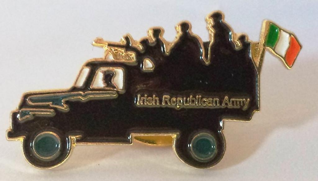 A Lorry Load Of Volunteers Badge