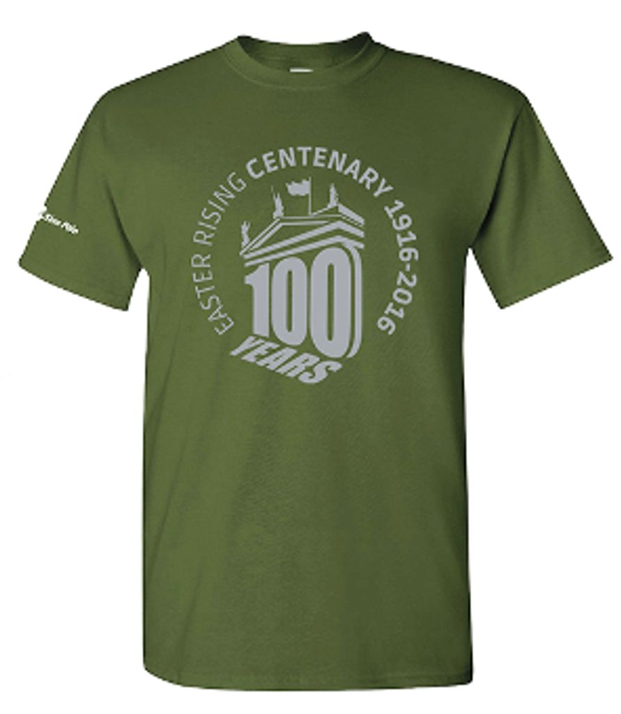 Easter Rising Centenary T Shirt