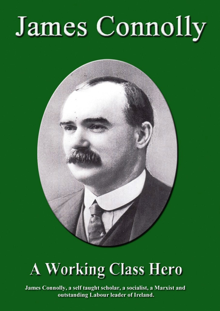 James Connolly - A Working Class Hero - DVD