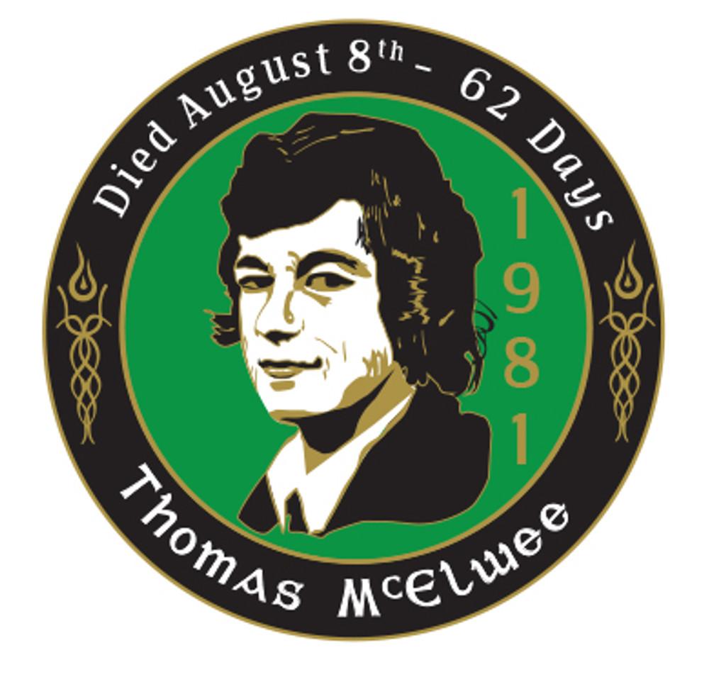 Thomas McElwee Badge