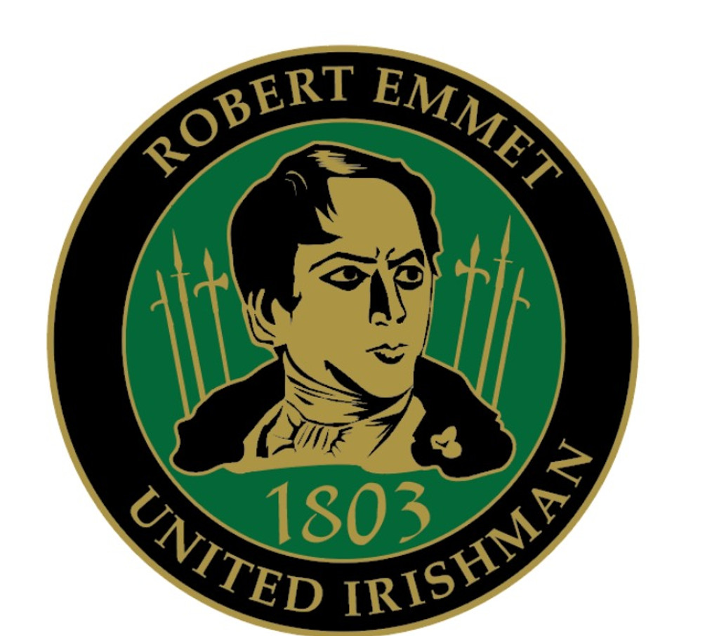 Robert Emmet Badge