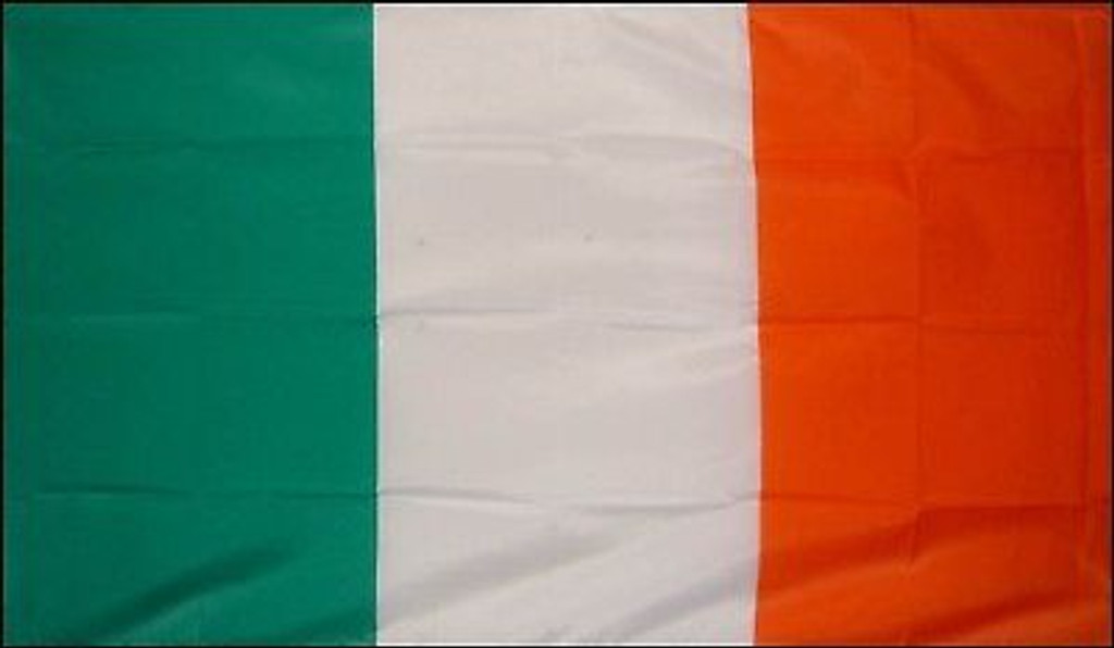 Ireland Flag 3ft x 2ft (90 cm x 60cm)