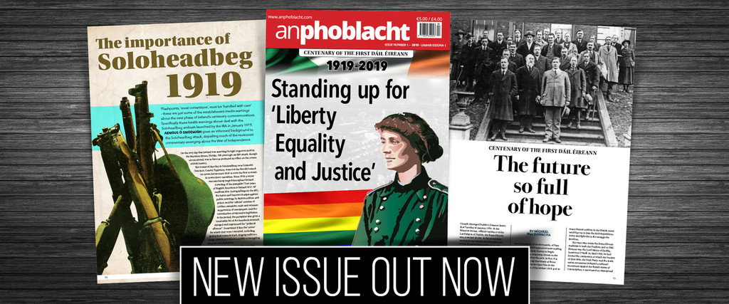An Phoblacht Magazine January 2019