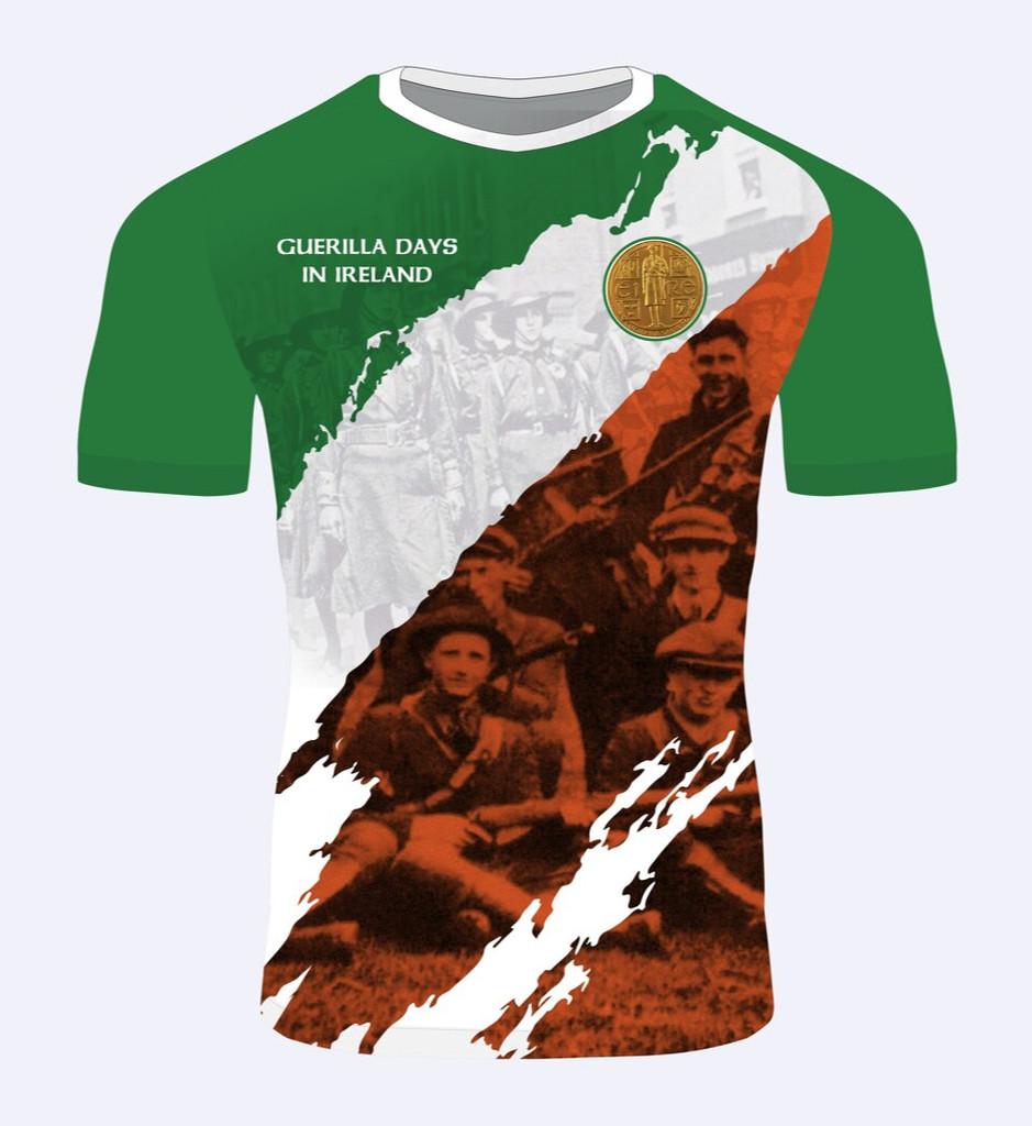 Guerilla Days in Ireland Jersey