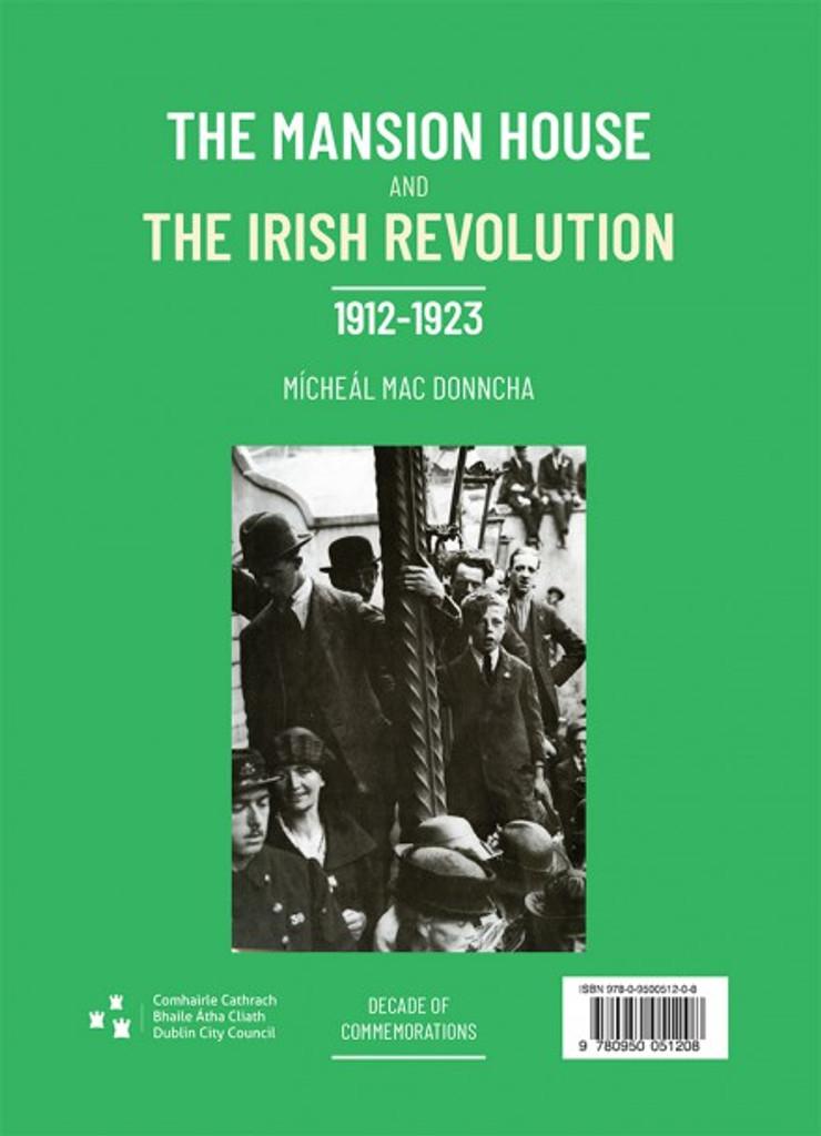 140pp; half in English, half in Irish.