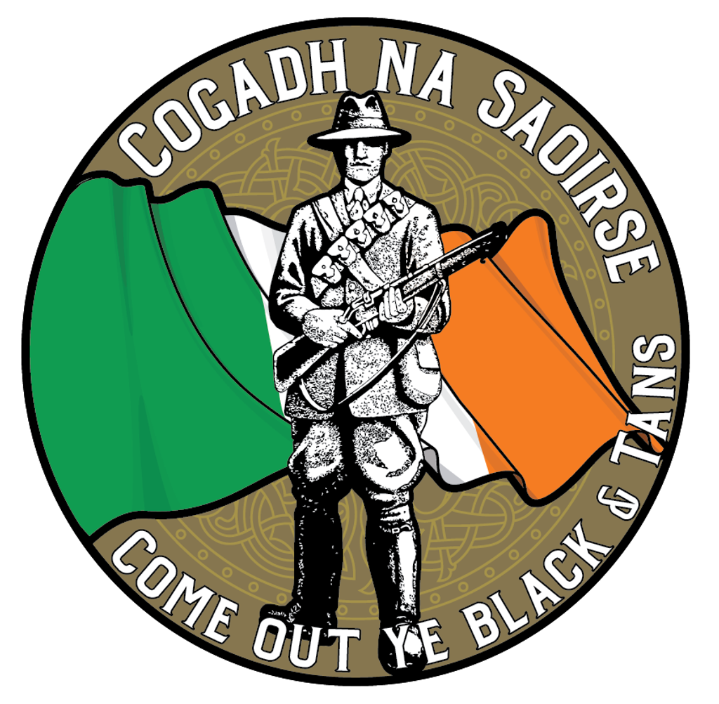Come Out Ye Black & Tans badge