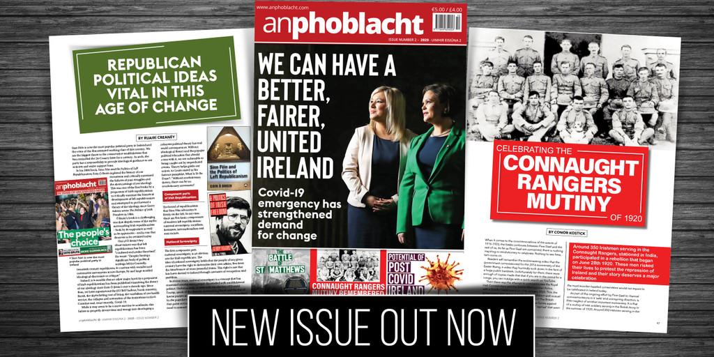 An Phoblacht Magazine: June 2020