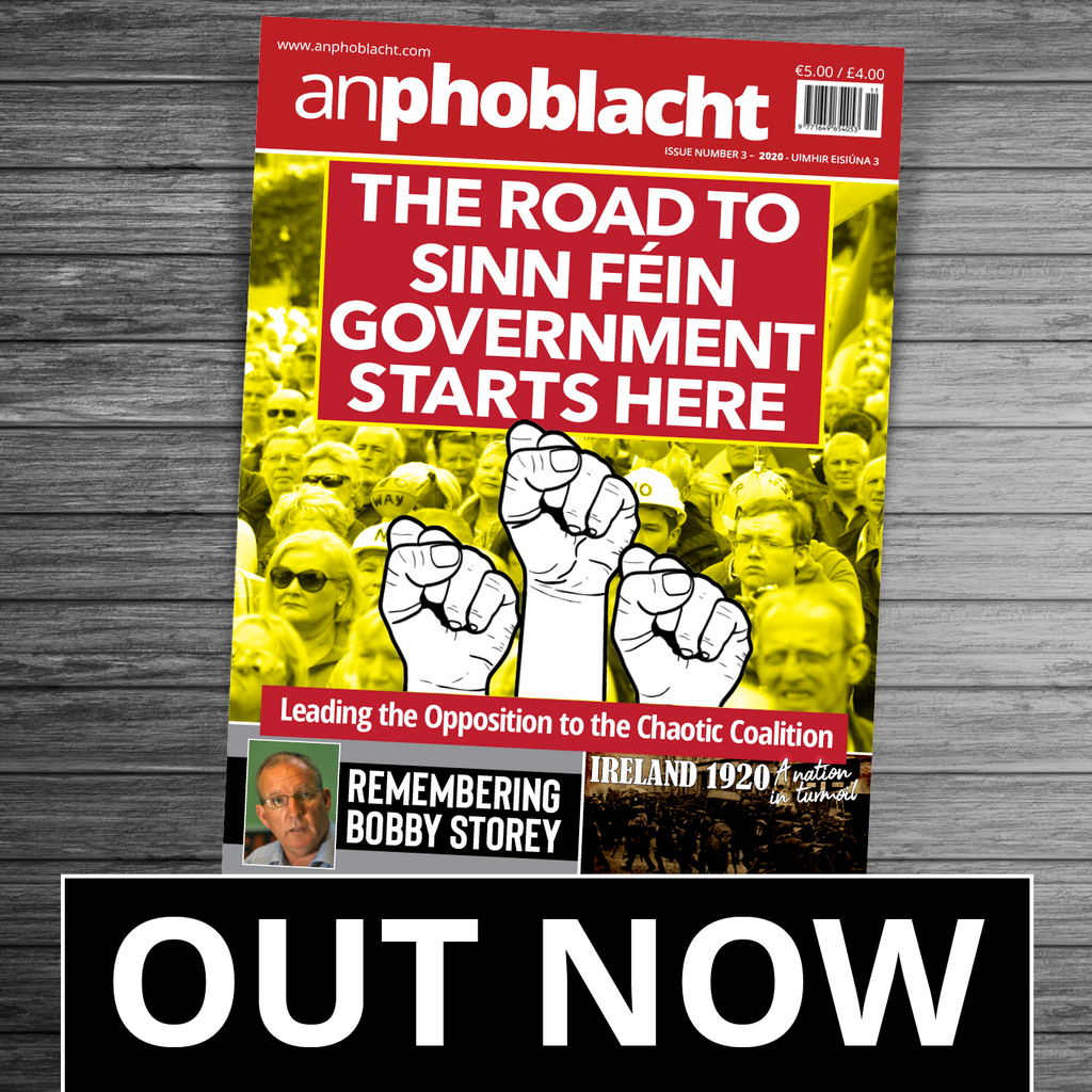 An Phoblacht Magazine August 2020