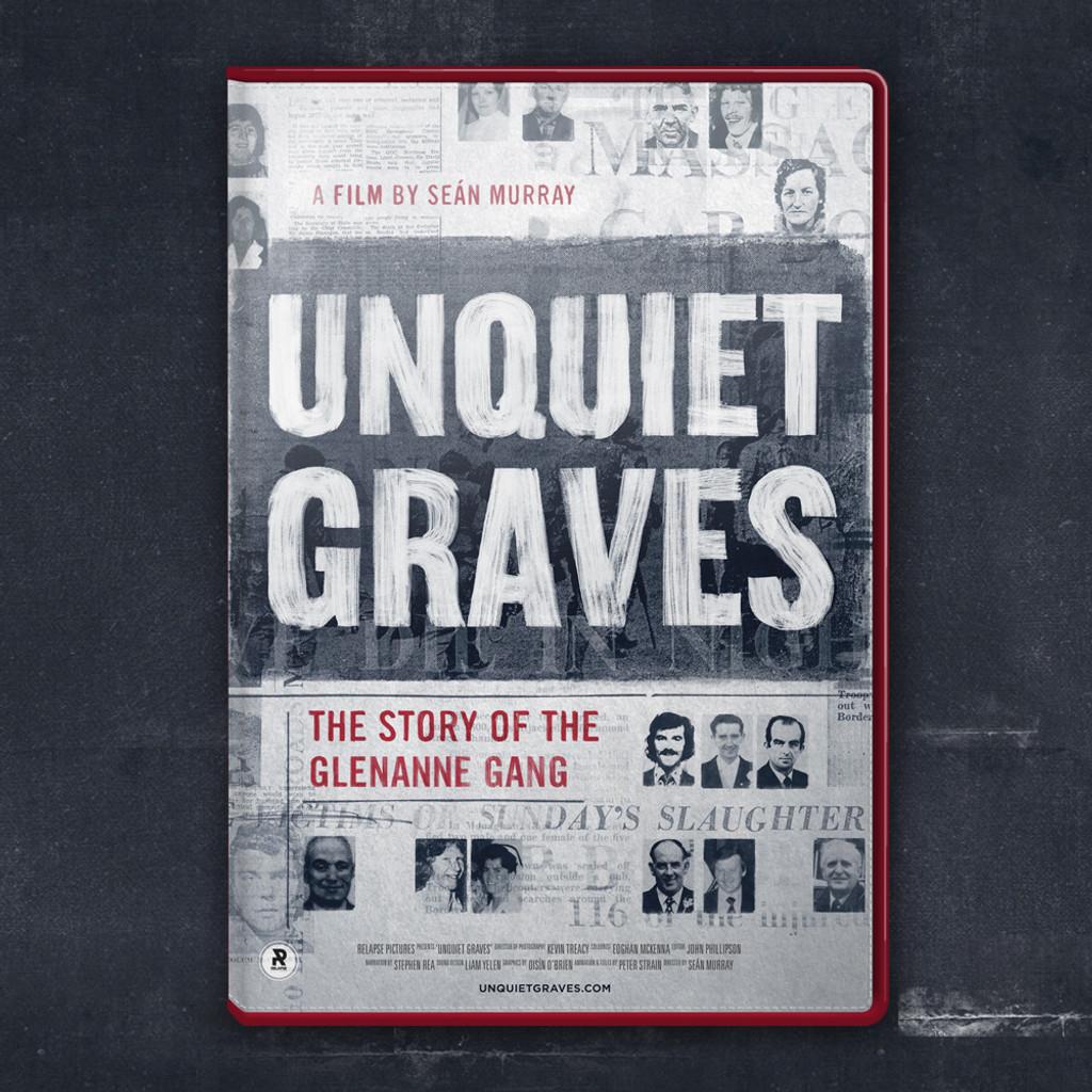 Unquiet Graves DVD: Uncovering Britain's Secret War in Ireland