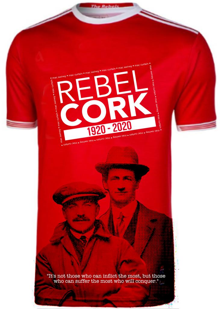 Rebel Cork Commemorative Jersey