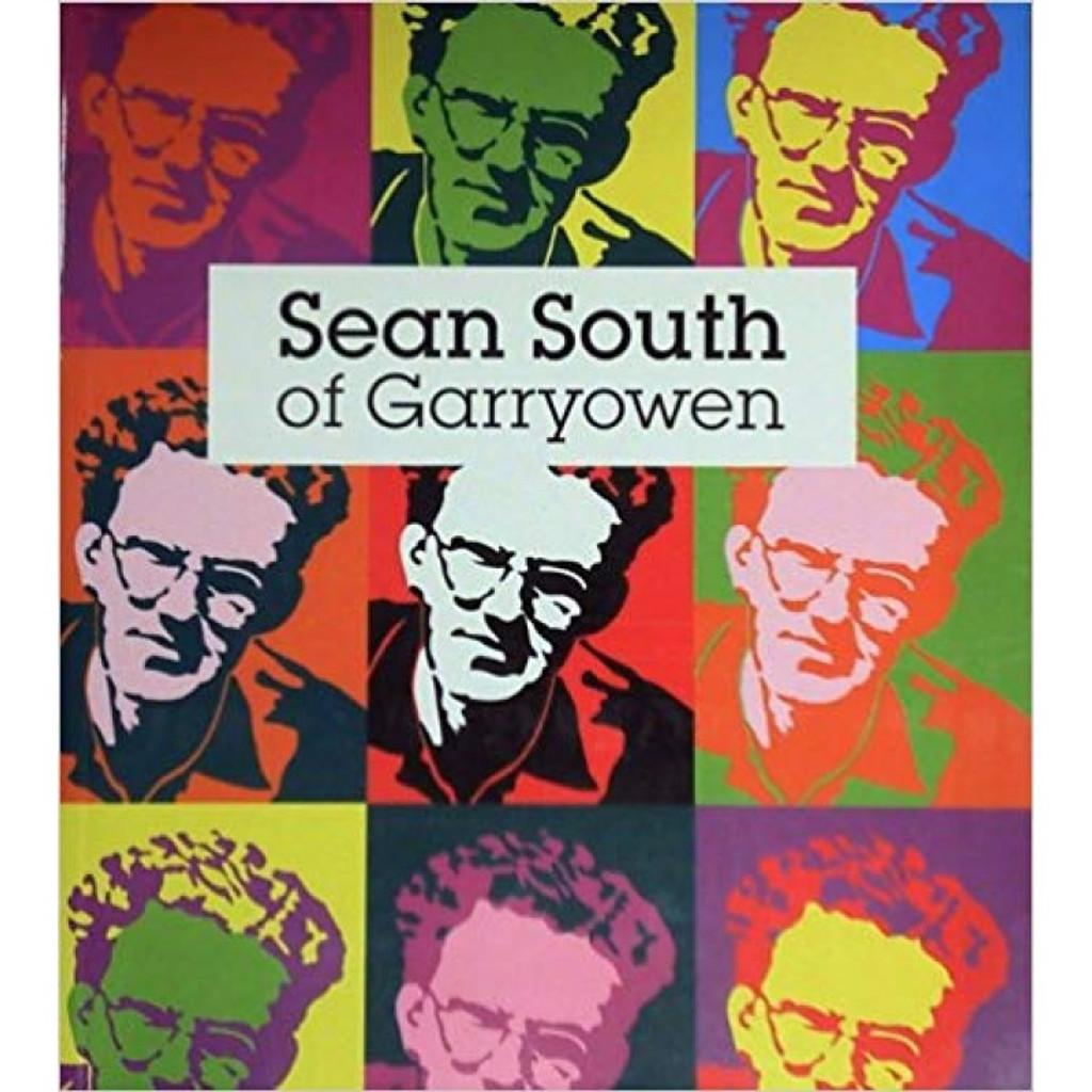 Sean South of Garryowen By Des Fogerty