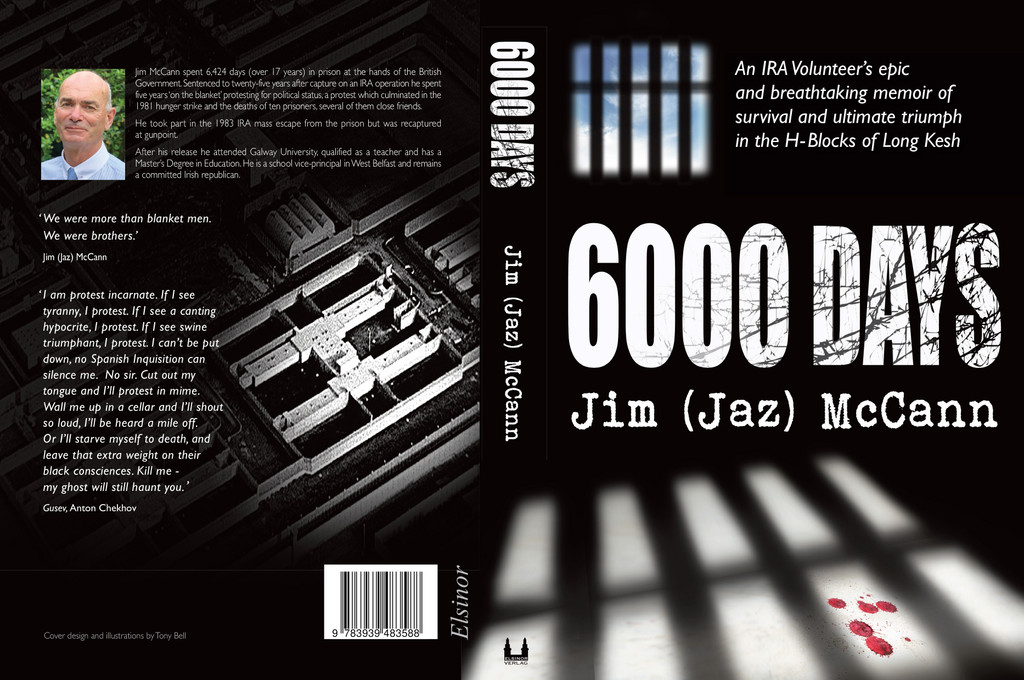 6000 Days by Jim (Jaz) McCann