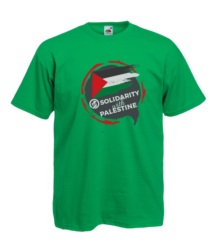 Solidarity with Palestine T- shirt