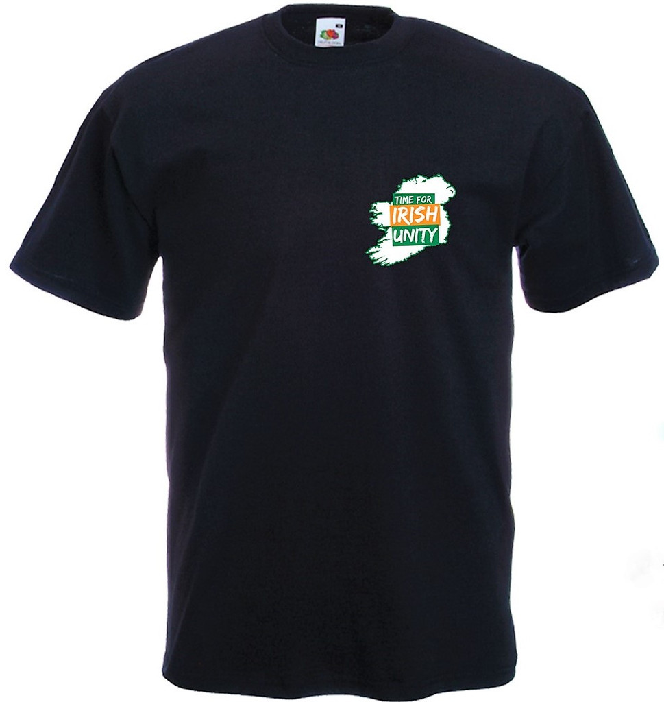 Time For Irish Unity T-shirt