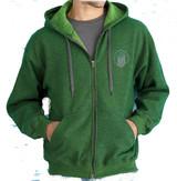 100 Years green heavy blend Vintage Hoodie
