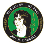 Joe McDonnell Badge