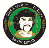Kevin Lynch Badge