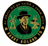 Harry Boland Badge