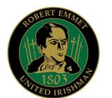 Robert Emmet Badge