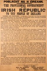 Irish Proclamation (Original Style)