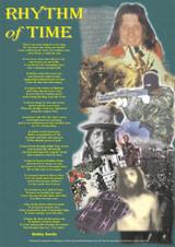 Bobby Sands - Rhythm of Time Poster