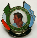 "Martin ""Doco"" Doherty 25th Ann Badge"