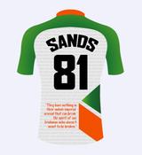Bobby Sands Jersey: I nDíl Cuimhne Orthu