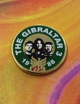 Gibraltar 3 Badge