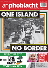 An Phoblacht Magazine November 2019