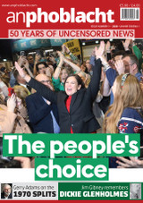 An Phoblacht magazine March 2020