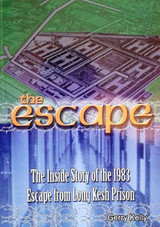 The Escape-The Inside Story of the 1983 Escape from Long Kesh Prison By Gerry Kelly Signed By Gerry