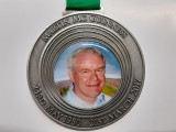 The Inaugural Chieftain's Walk Medal: Martin McGuinness