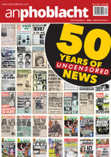 An Phoblacht Magazine 50th Anniversary Edition