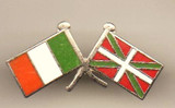 Ireland & Basque Country badge